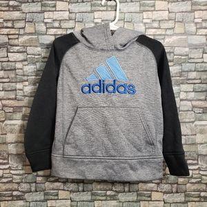 3T Adidas hoodie sweater